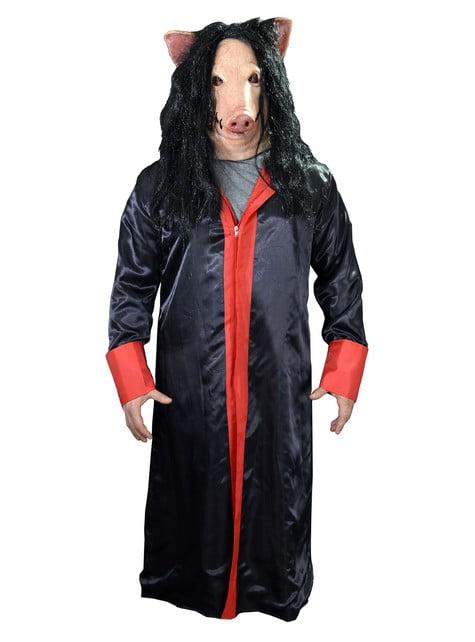 Saw kostuum voor mannen