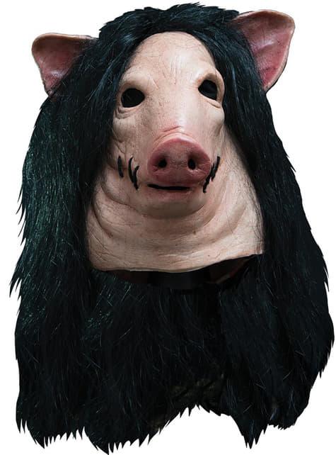 Maska świnia Piła