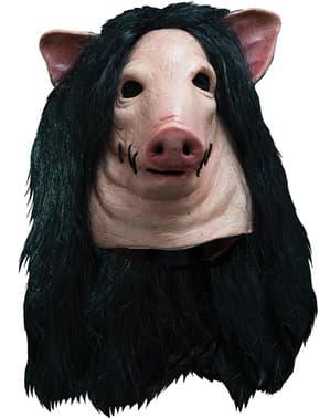 Máscara de cerdo Saw
