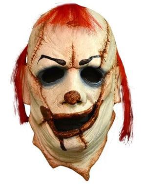 Clown Skinner Maske