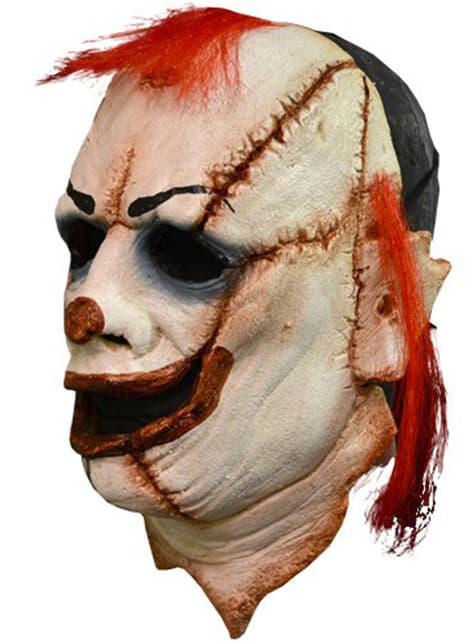 Máscara de payaso Skinner - para tu disfraz