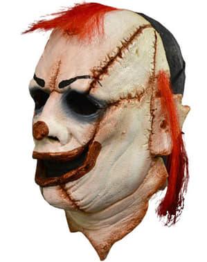 Maschera pagliaccio scorticato