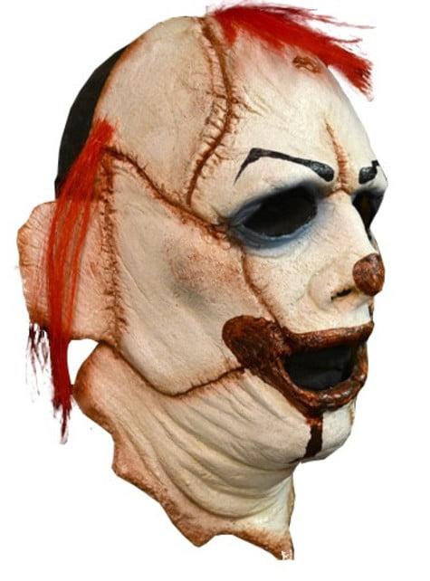 Máscara de palhaço Skinner