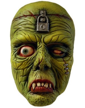 Heartless Zombie Mask