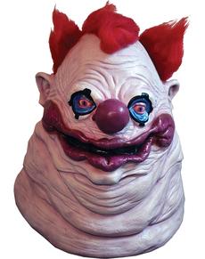 Máscara de Fatso Killer Klowns From Outer Space