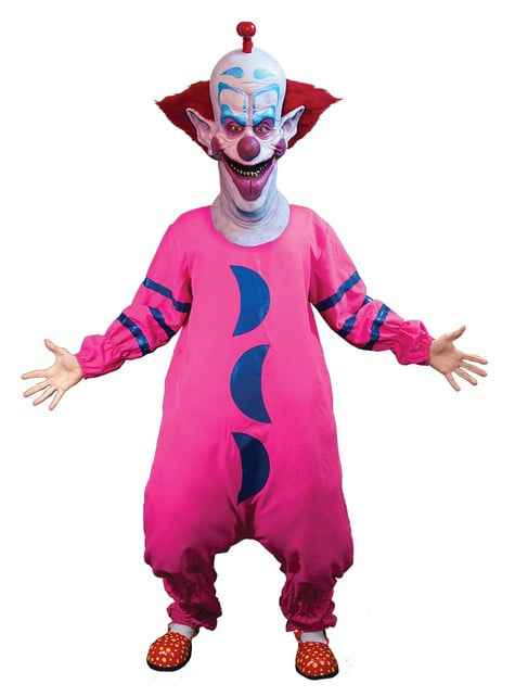 Killer Klowns From Outer Space Slim Kostyme