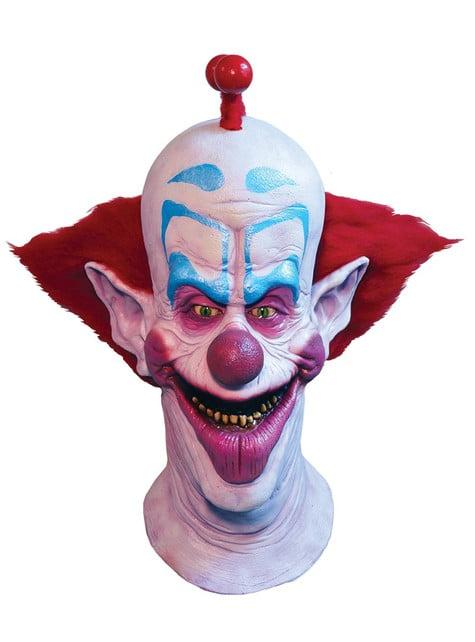 Killer Klowns Από την Εξαιρετική μάσκα εξώτατου χώρου