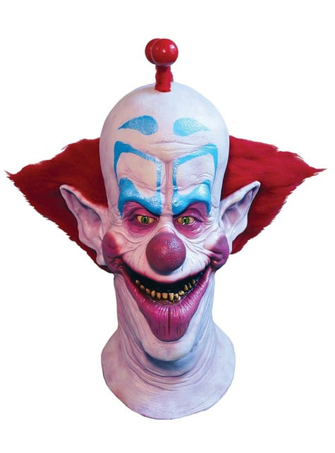 Máscara de Slim Killer Klowns From Outer Space