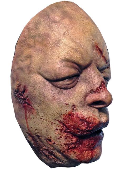 Masque de rôdeurs sanglant The Walking Dead
