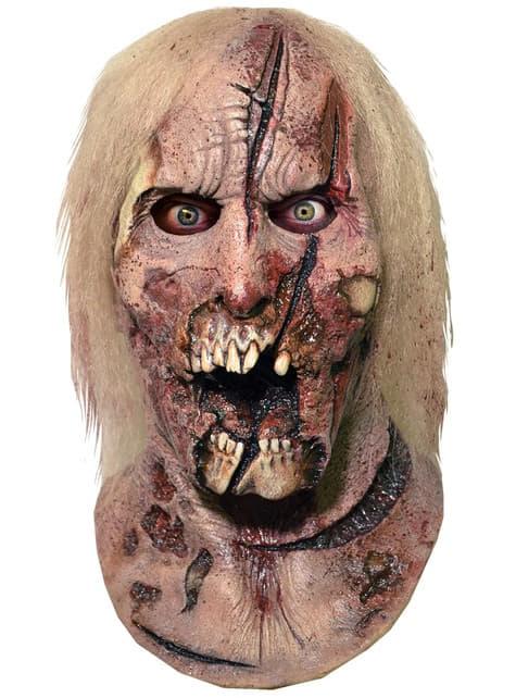 Máscara Zombie caminante The Walking Dead