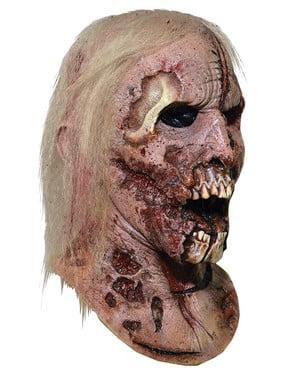 Máscara Zombie caminhante The Walking Dead