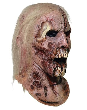 Masque zombie rôdeurs The Walking Dead