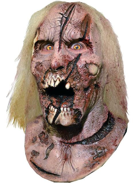 Máscara Zombie caminante The Walking Dead - barato