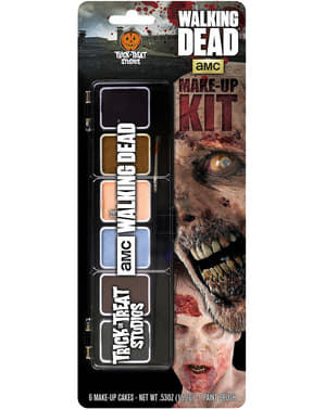 Kit de maquillaje de caminante The Walking Dead