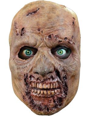 Maske verfaulender Zombie Walking Dead