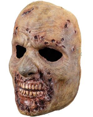 Maschera camminatore zombie putrefatto The Walking Dead