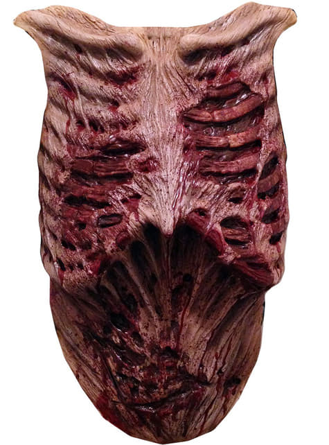 The Walking Dead Zombie Chest Prosthesis