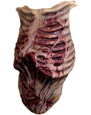 Prótesis zombie para el pecho The Walking Dead