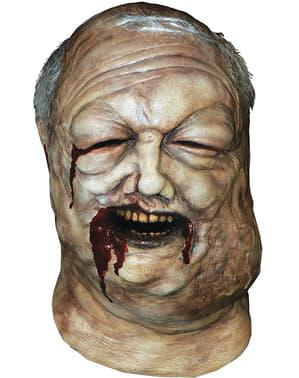 Ходячі мертві зомбі з добре маски