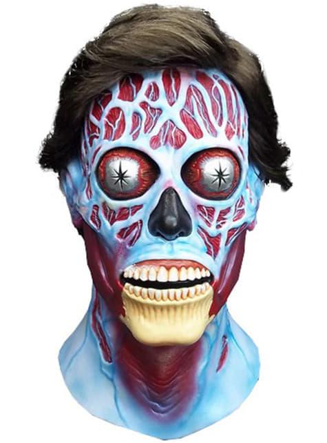 Alien maske Skjulte fjender