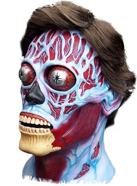 彼らはエイリアンマスクを生きる