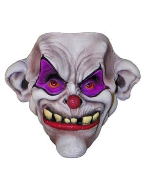 Máscara de Toofy el payaso