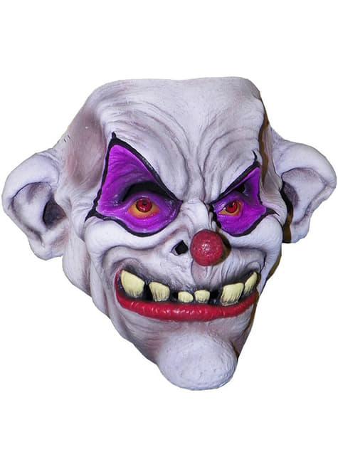 Máscara de Toofy el payaso - para tu disfraz