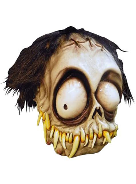 Máscara de Monstruo del Cianuro - para tu disfraz