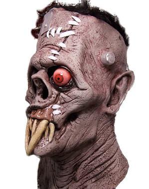 Maska Gruesome pocięta twarz