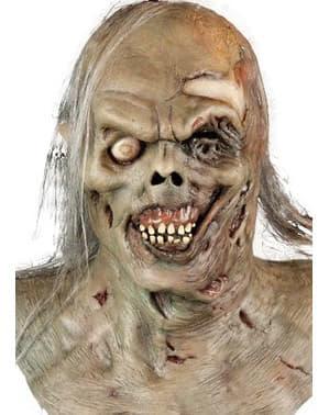 Máscara de zombie del pantano