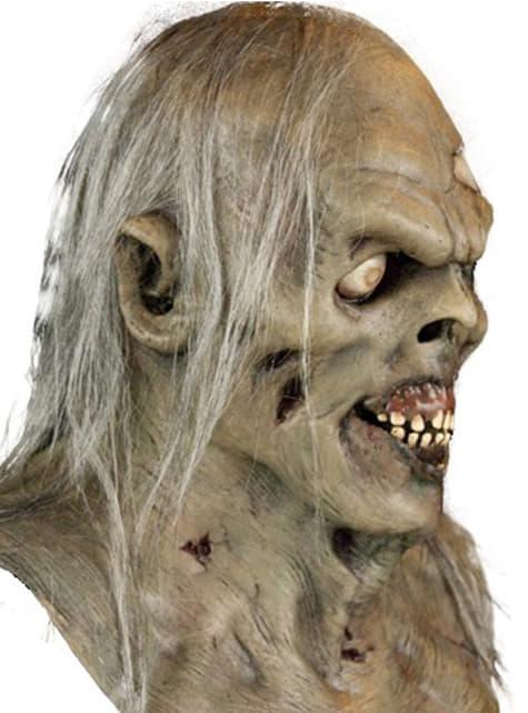 Máscara de zombie del pantano - para tu disfraz