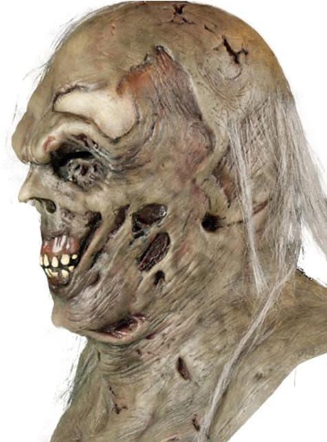 Máscara de zombie del pantano - original
