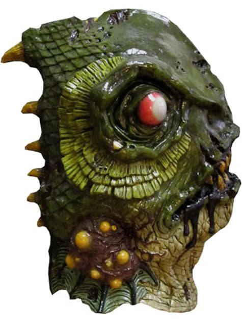 Máscara de pez zombie mutante - para tu disfraz