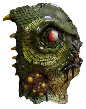 Máscara de pez zombie mutante