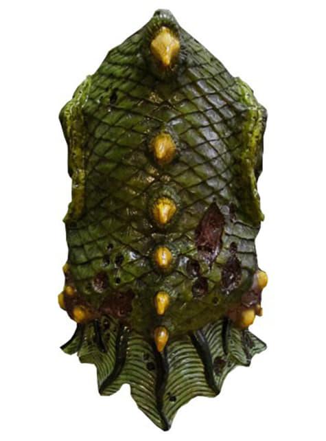 Máscara de pez zombie mutante - original