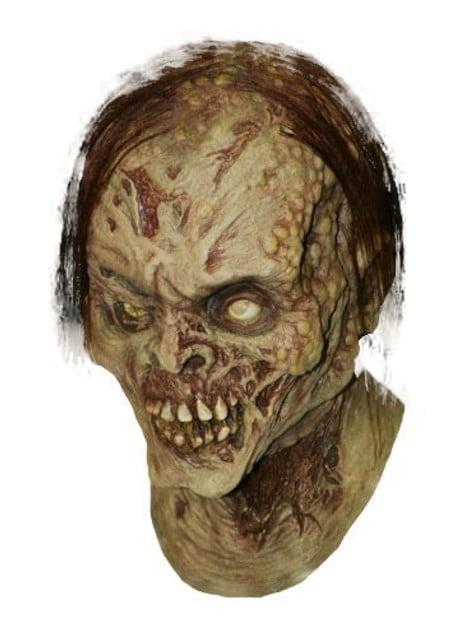 Máscara de Zombinski - para tu disfraz