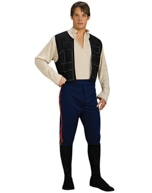 Deluxe Han Solo Adult Costume