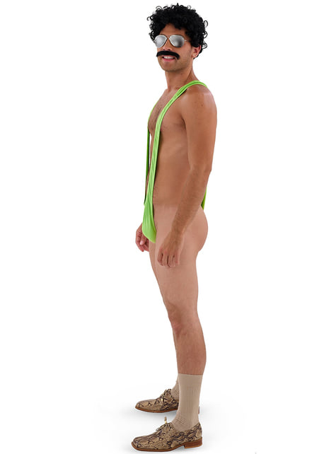Borat Mankini Stag Doコスチューム