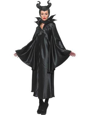 Fato de Bruxa Maléfica para mulher
