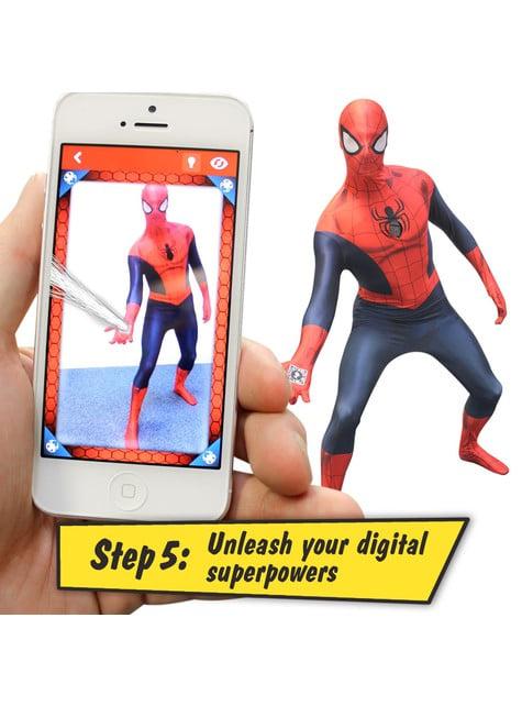 Disfraz de Spiderman Morphsuit - comprar