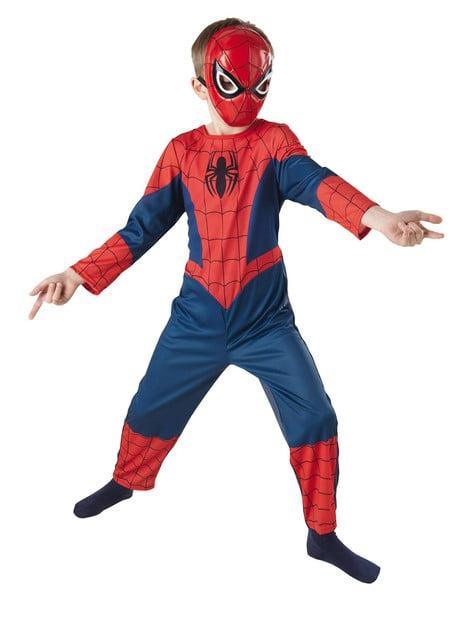 Dětský kostým Dokonalý Spiderman klasický