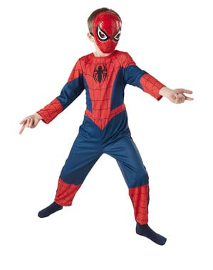 Costume da Ultimate Spiderman classic da bambino