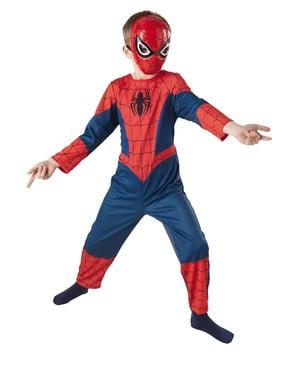 Ultimate Spiderman Kostüm Classic für Jungen