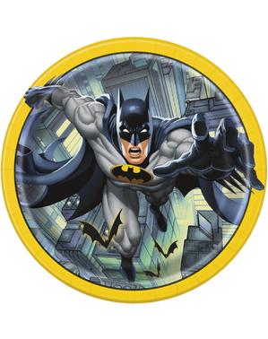 8 Batman Lautasta