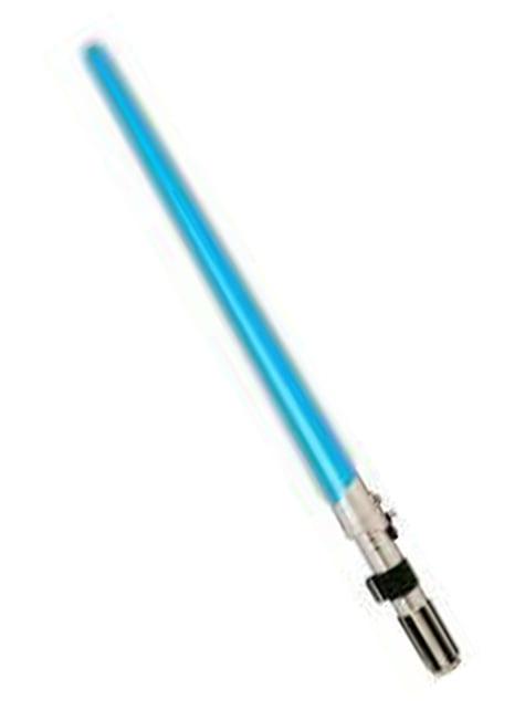 Anakin och Luke Skywalker Lasersvärd