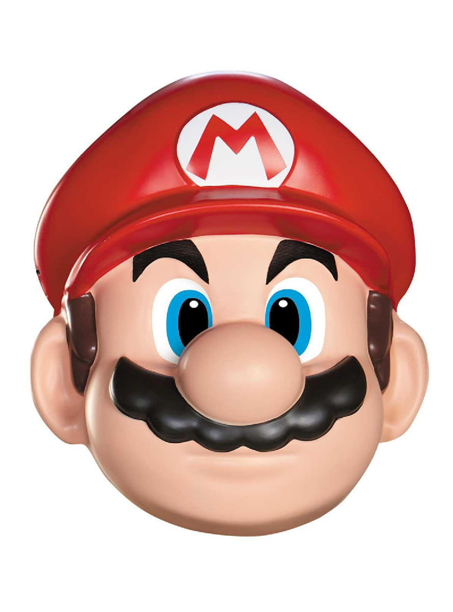 Mask Mario Bros for an adult. The coolest