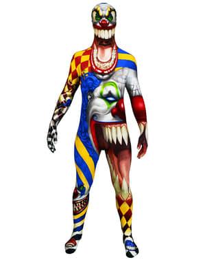 Zbirka klauna čudovišta Odrasli morfsuit kostim