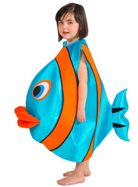 Strój ryba dla dzieci