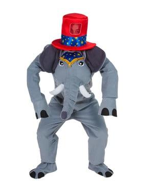 Zirkuselefant Kostüm für Erwachsene