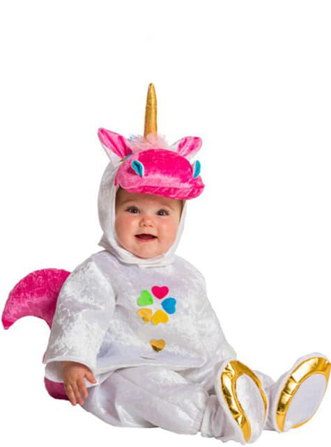 Disfraz de unicornio para bebé
